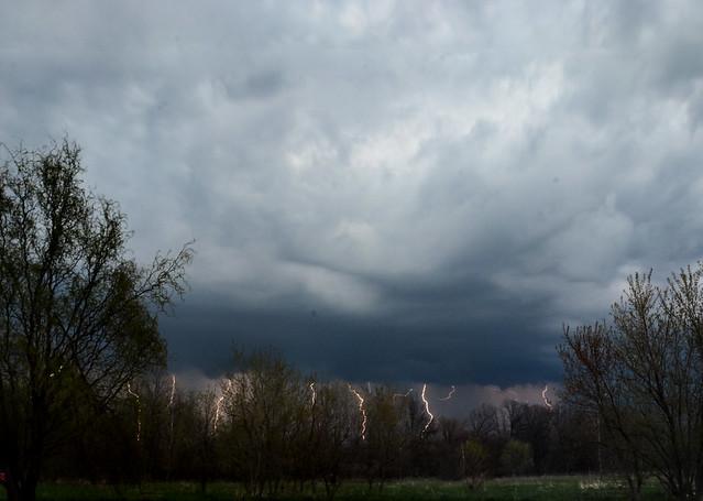 Lightning storm 5.7