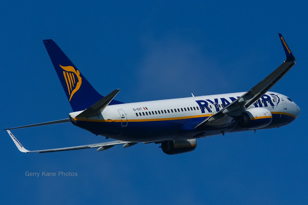EI-EVT - B738 - Ryanair