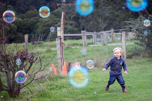 Jeremy vs Bubbles