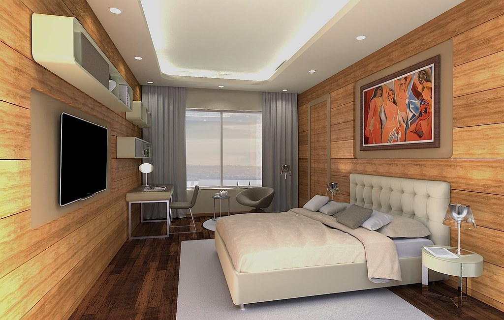 2 Mothers Bedroom 1 Interior Design Pune India By Arch M