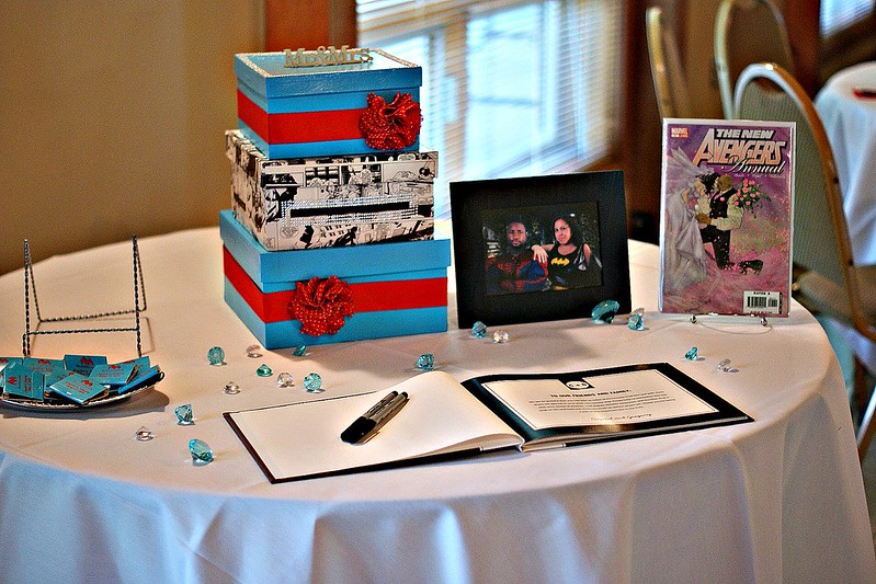 Gift/Guestbook Table