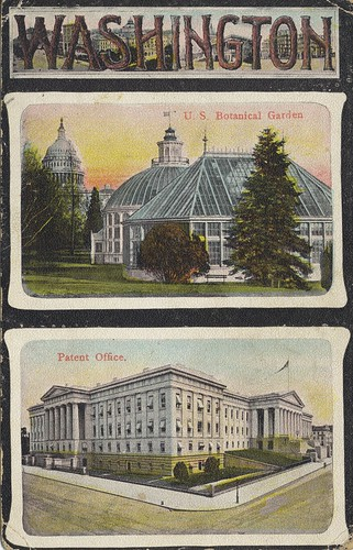 U.S. Botanical Gardens, Patent Office.