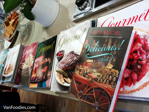 Delicious and Gourmet Magazines