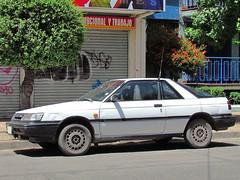 Nissan Sentra 1.6 SLX Coupe 1991