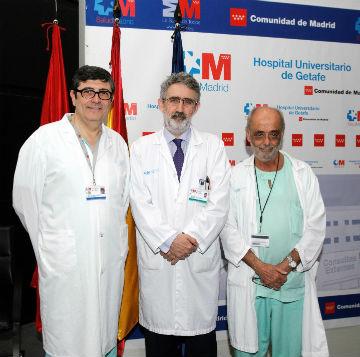 El Hospital Getafe forma a especialistas en el manejo clínico de la ecografía urgente