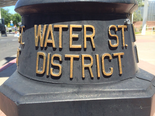 Water Street District in Historic Henderson @cityofhenderson