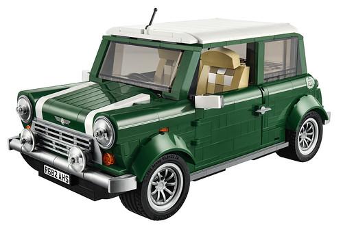 LEGO 10242 MINI Cooper 02