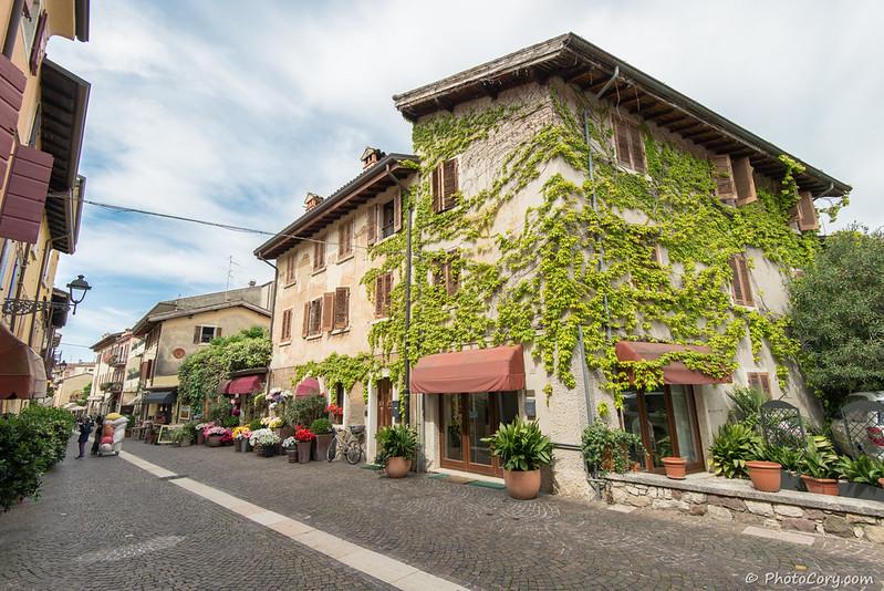 Bardolino in Italy