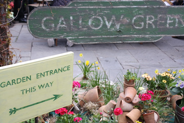 Gallow Green Brunch