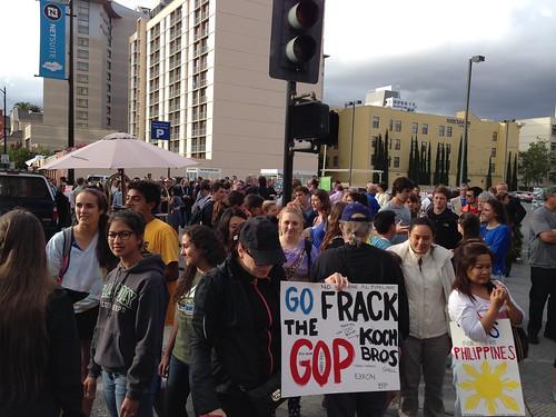 KXL protest, San Jose IMG_2487