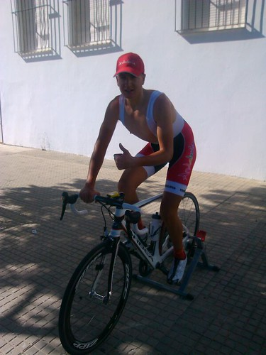 AionSur 14183203580_2a239820d9_d Francisco Cabrera, campeón de Andalucía por equipos Sub 23-élite Ciclismo Deportes