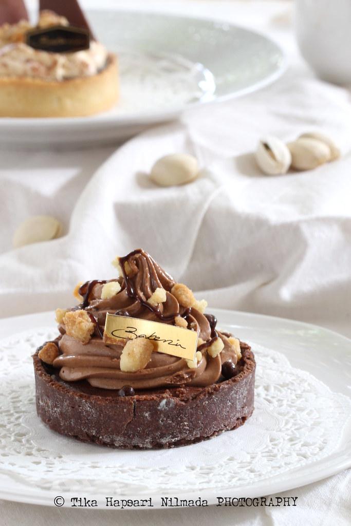 Bakerzin - Choco Nutty Trownies