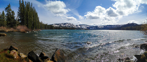 california panorama snow water unitedstates pano goldlake graeagle plumasnationalforest