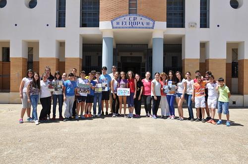 AionSur 14223034015_4951c959e6_d El IES Europa gana concursos aprendiendo en los recreos como utilizar Internet Educación Ganadores de Consumópolis 2013/2014