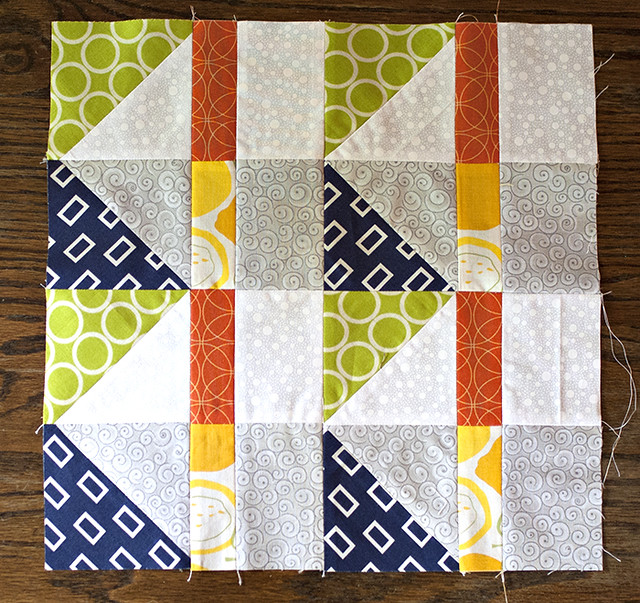 Modern Quilt Block with Michelle Wilkie