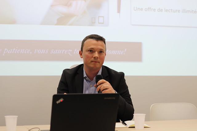 Laurent Le Toriellec, CEO, Pirpl - Labo de l'édition