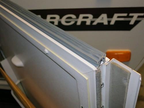 Little door gasket keeps ripping off      | PopUpPortal