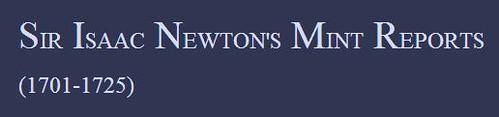 Newton's Mint Reports