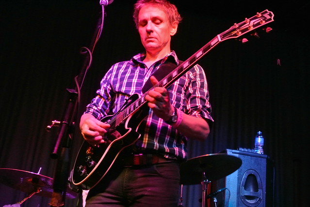 Dean Wareham at The Prince Albert in Brighton