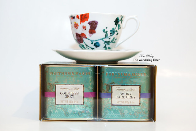 Fortnum's Aromatic Teas - Countess Grey & Smoky Earl Grey