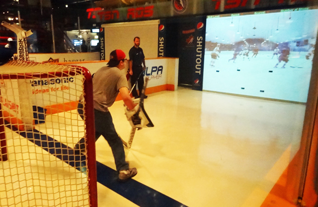 interactive-goalie-game