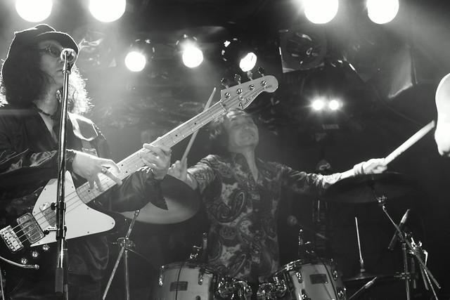 THE ELECTRIC EEL Special live at Outbreak, Tokyo, 24 May 2014. 107