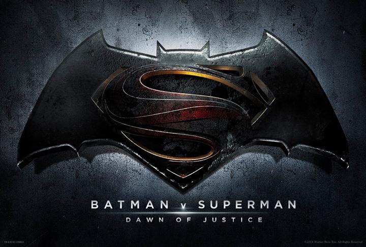 Inilah Logo Filem Batman v Superman: Dawn of Justice