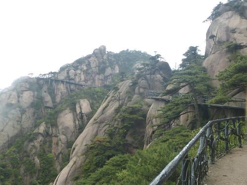 Jiangxi-Sanqing Shan- 2 sentier de l'ouest (48)