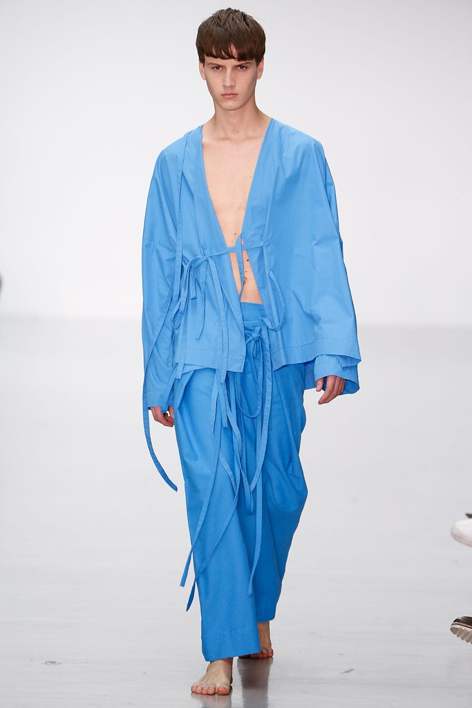 SS15 London Craig Green018_Ted LeSueur(VOGUE)