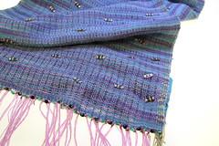 art, pattern, textile, magenta, wool, clothing, purple, violet, aqua, stole, turquoise, lavender, azure, scarf, design, woolen,