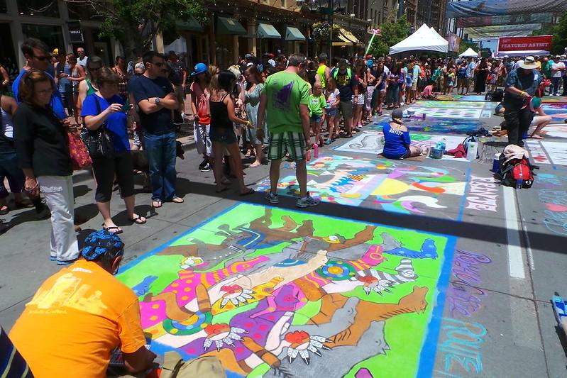 Chalk Art Festival - 14