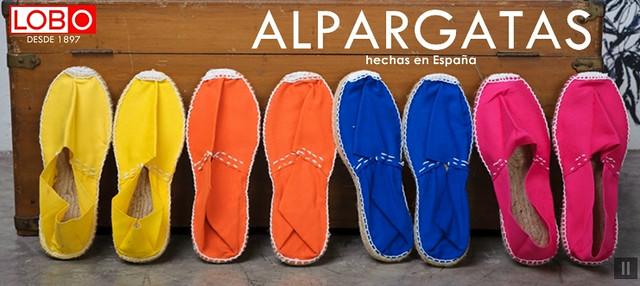 Alpargatas na Espanha