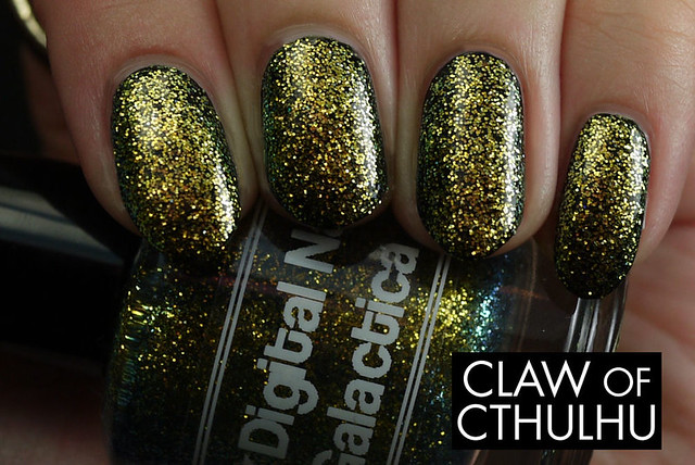 Digital Nails Galactica Swatch