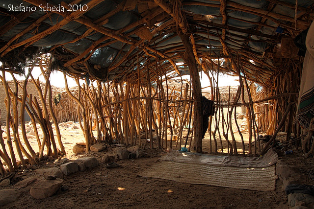 Ahmed Ela village - Danakil, Ethiopia