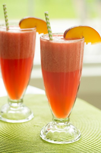 Fruity summer drinks!