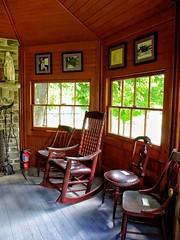 Elmira NY ~ Mark Twain Study 1874 ~ Elmira College ~ Historic