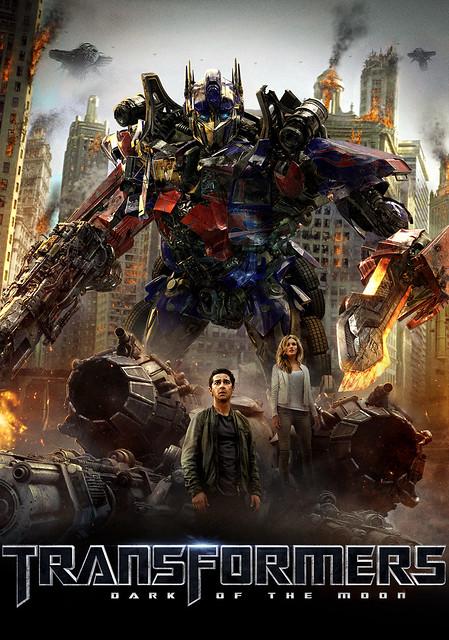 Phim Rô Bốt Đại Chiến: Bóng Tối Mặt Trăng - Transformers: Dark Of The Moon