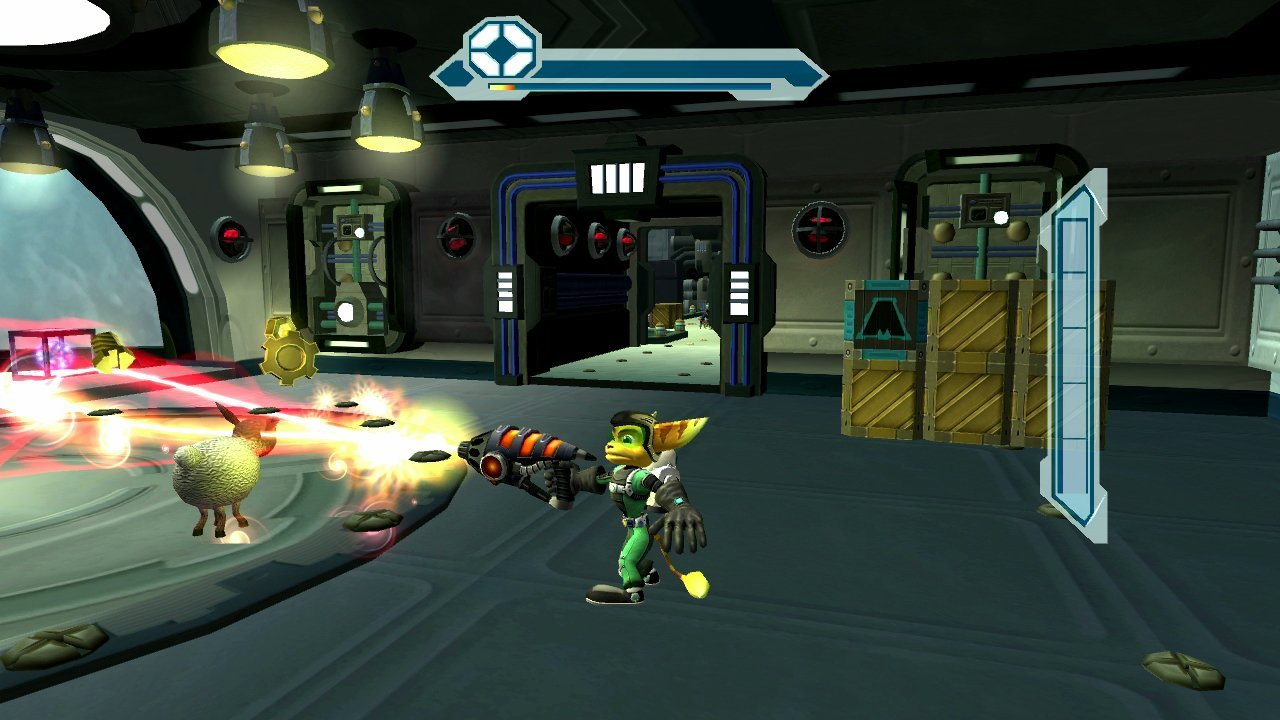 Ratchet & Clank Trilody PS Vita