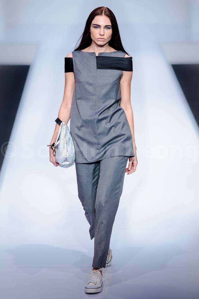 Silas Liew Collection - Kuala Lumpur Fashion Week 2014 (KLFW2014)