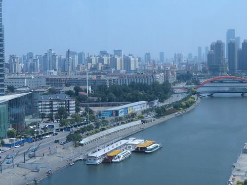 Tianjin from the Tainjin Eye