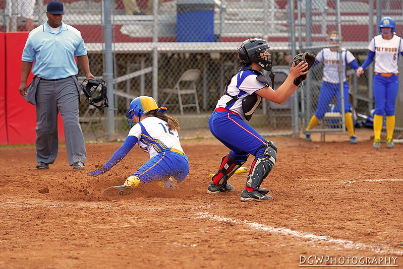 Seymour High vs. Rocky Hill CIAC Class M Softball Semi-Final