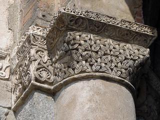תמונה של Basilica di Sant'Ambrogio. italy geotagged italia milano ita lombardia mailand geo:lat=4546225648 geo:lon=917546690