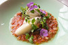Crushed Heirloom Tomato Chilled Soup by Renée S. Suen