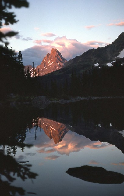 Canadian Rockies 1978