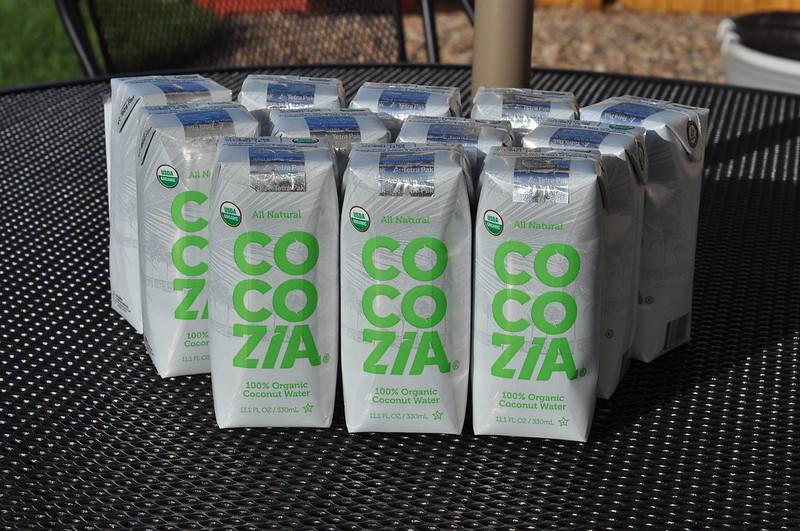 Cocozia Coconut Water