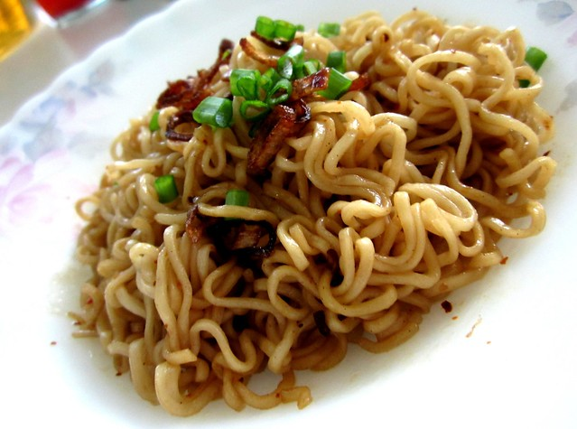 Daddy mee goreng - cooked