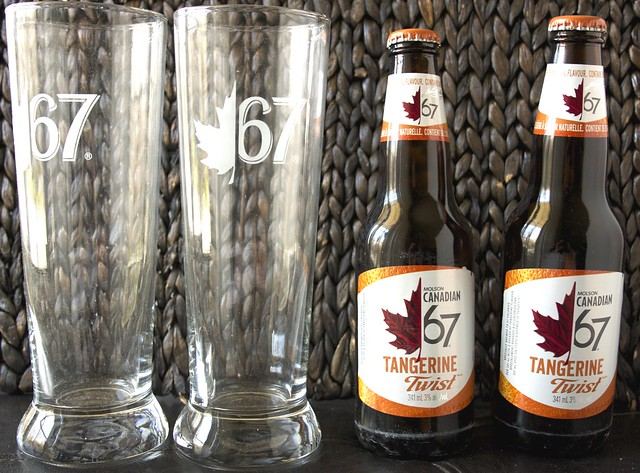 Tangerine Twist Beer-Battered Fish and Summer Chat