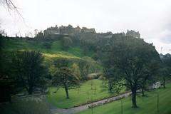 Edinburgh Castle, Castle Rock