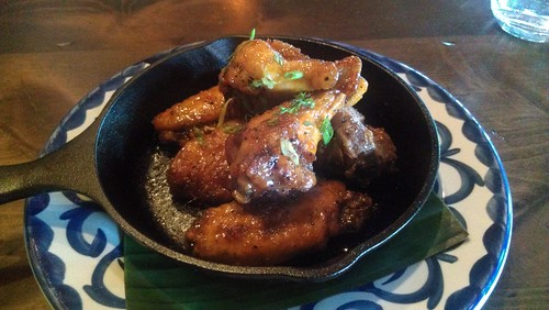 Braised Chicken Wings