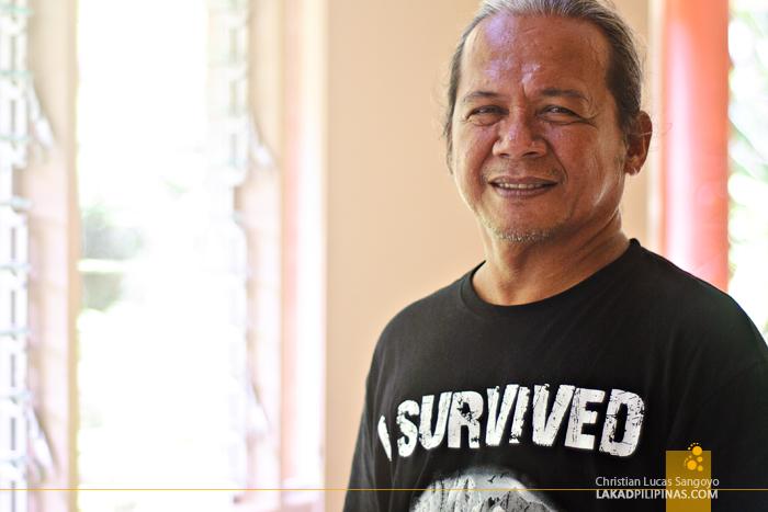 Bohol's Tarsier Man, Carlito Pizarras
